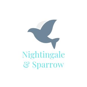 Nightingale-Sparrow-Logo-White
